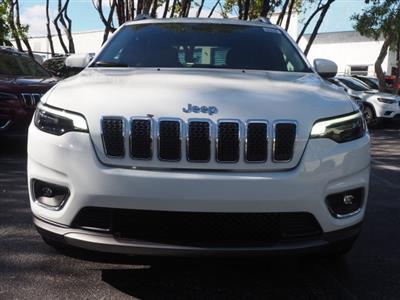 2019 Jeep Cherokee lease in Sunny Isles,FL - Swapalease.com