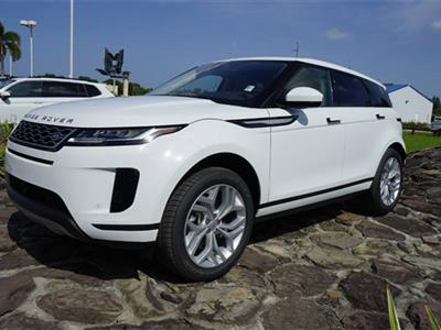 2019 Land Rover Range Rover Evoque lease in Sunny Isles,FL - Swapalease.com