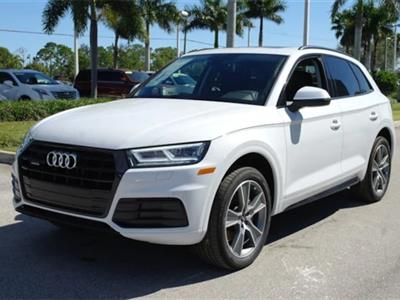 2019 Audi Q5 lease in Sunny Isles,FL - Swapalease.com