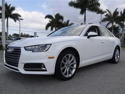2019 Audi A4 lease in Sunny Isles,FL - Swapalease.com