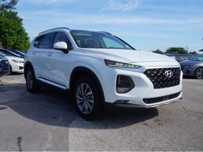 2019 Hyundai Santa Fe lease in Sunny Isles,FL - Swapalease.com