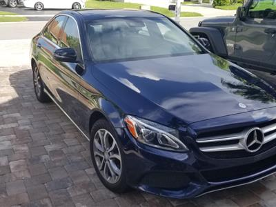 2016 Mercedes-Benz C-Class lease in Plantation,FL - Swapalease.com