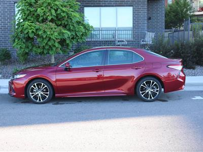 2018 Toyota Camry lease in Englewood,CO - Swapalease.com
