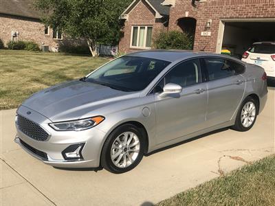 2019 Ford Fusion Energi lease in Canton ,MI - Swapalease.com