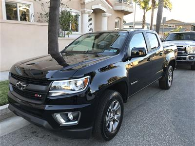2018 Chevrolet Colorado lease in Huntington Beach,CA - Swapalease.com
