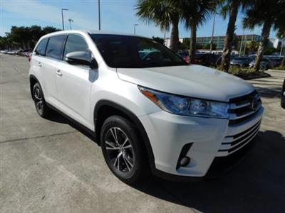 2019 Toyota Highlander lease in Sunny Isles,FL - Swapalease.com