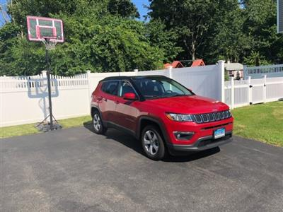 2018 Jeep Compass lease in NAUGATUCK,CT - Swapalease.com