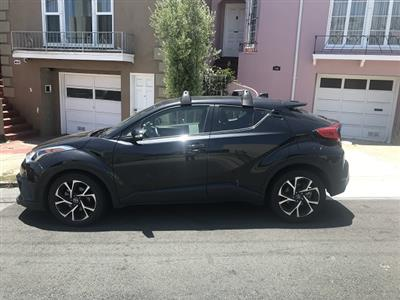 2019 Toyota C-HR lease in San Fransico,CA - Swapalease.com