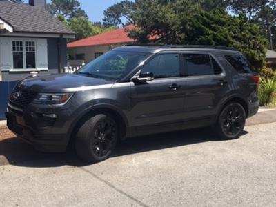 2019 Ford Explorer lease in Carmel-by-the-Sea,CA - Swapalease.com