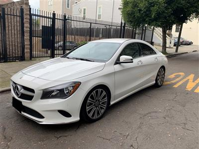 2018 Mercedes-Benz CLA Coupe lease in San Francisco,CA - Swapalease.com