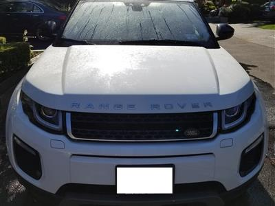2016 Land Rover Range Rover Evoque Coupe lease in College Point,NY - Swapalease.com
