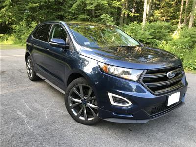 2017 Ford Edge lease in Newburyport,MA - Swapalease.com
