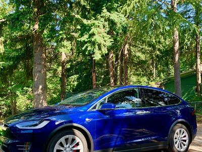 2019 Tesla Model X lease in Camas,WA - Swapalease.com