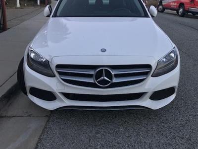 2016 Mercedes-Benz C-Class lease in San Jose,CA - Swapalease.com