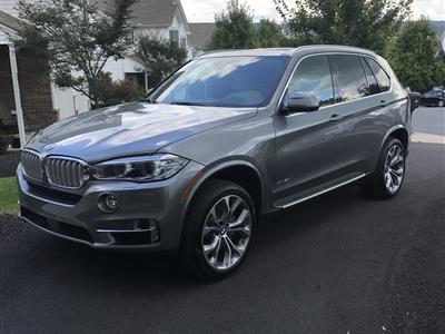 2017 BMW X5 lease in Moosic,PA - Swapalease.com