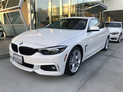 2019 BMW 4 Series lease in Irvine,CA - Swapalease.com
