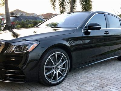 2019 Mercedes-Benz S-Class lease in Lakewood Ranch,FL - Swapalease.com