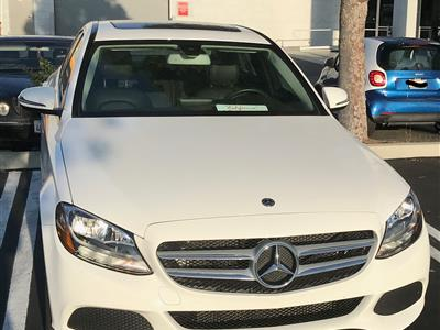 2018 Mercedes-Benz C-Class lease in Ventura,CA - Swapalease.com
