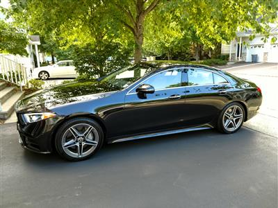 2019 Mercedes-Benz CLS Coupe lease in Old Tappan,NJ - Swapalease.com