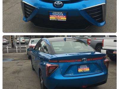 2018 Toyota Mirai lease in Los Angeles,CA - Swapalease.com