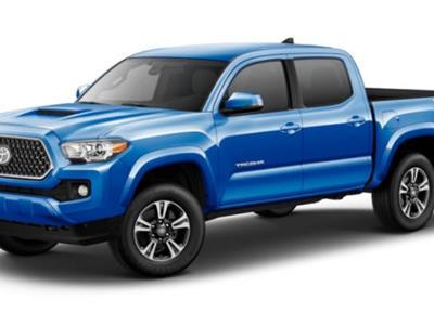 2018 Toyota Tacoma lease in Dothan,AL - Swapalease.com