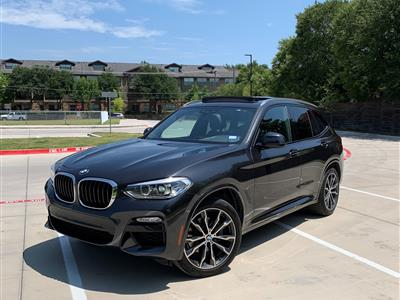 2018 BMW X3 lease in Fairview,TX - Swapalease.com
