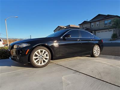 2016 BMW 5 Series lease in Santa Clarita,CA - Swapalease.com