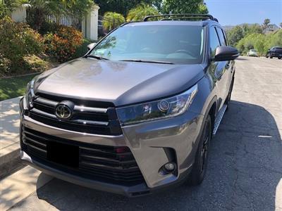 2019 Toyota Highlander lease in Encino,CA - Swapalease.com