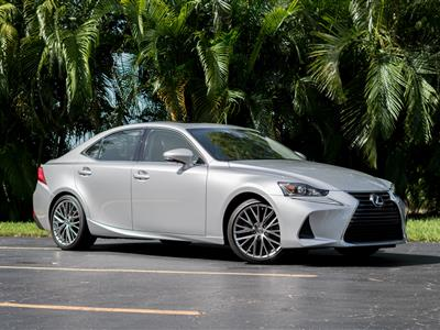 2017 Lexus IS 200t lease in Miami,FL - Swapalease.com