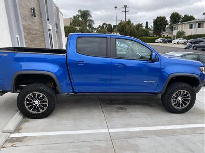 2019 Chevrolet Colorado lease in San Diego,CA - Swapalease.com