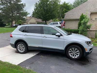 2018 Volkswagen Tiguan lease in BLOOMFIELD HILLS,MI - Swapalease.com
