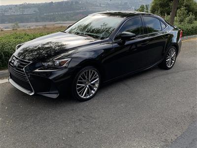 2017 Lexus IS 200t lease in San Juan Capistrano,CA - Swapalease.com