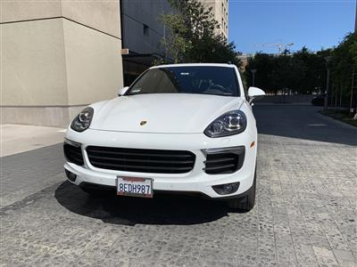 2018 Porsche Cayenne lease in San Francisco,CA - Swapalease.com