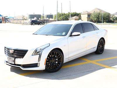 2018 Cadillac CT6 Plug-In lease in Richmond,TX - Swapalease.com