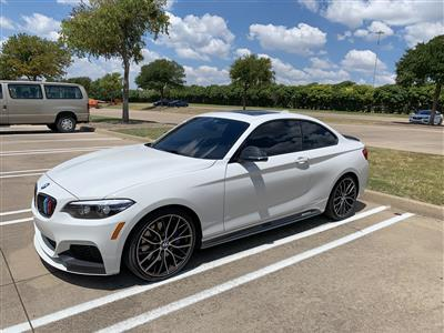 2019 BMW 2 Series lease in Dallas,TX - Swapalease.com