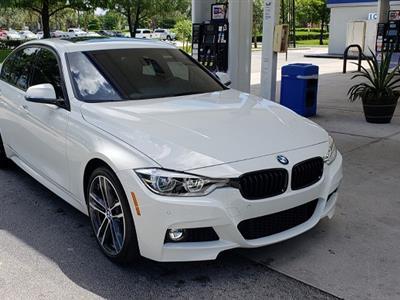 2018 BMW 3 Series lease in Miramar,FL - Swapalease.com