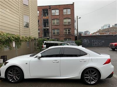 2017 Lexus IS 200t F Sport lease in Seattle,WA - Swapalease.com