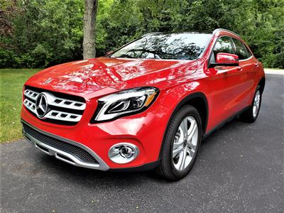 2018 Mercedes-Benz GLA SUV lease in Riverwood,IL - Swapalease.com