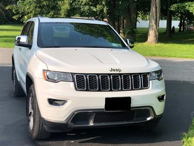 2018 Jeep Grand Cherokee lease in FRANKFORT,NY - Swapalease.com