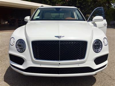 2019 Bentley Bentayga lease in Los Angeles,CA - Swapalease.com