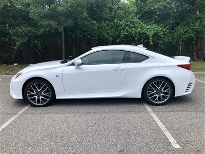 2017 Lexus RC 300 F Sport lease in Richmond Hill,NY - Swapalease.com
