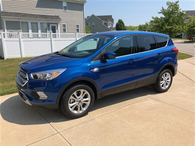 2019 Ford Escape lease in Dearborn,MI - Swapalease.com