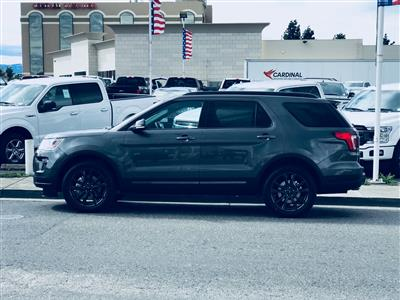 2018 Ford Explorer lease in sunnyvale,CA - Swapalease.com