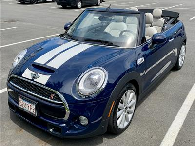 2018 MINI Convertible lease in Hyde Park,MA - Swapalease.com