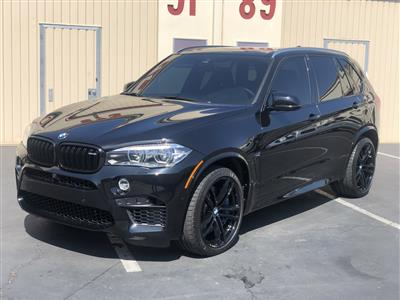 2018 BMW X5 M lease in Chino,CA - Swapalease.com