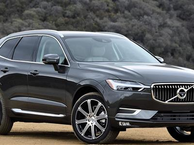 2018 Volvo XC60 lease in Richmond Hill ,NY - Swapalease.com