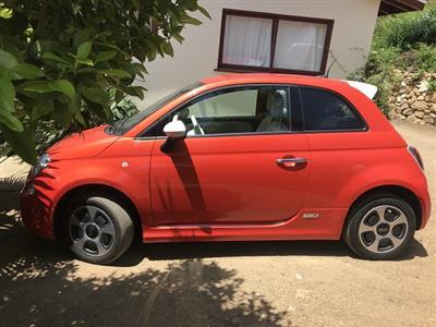 2017 Fiat 500e lease in MALIBU,CA - Swapalease.com