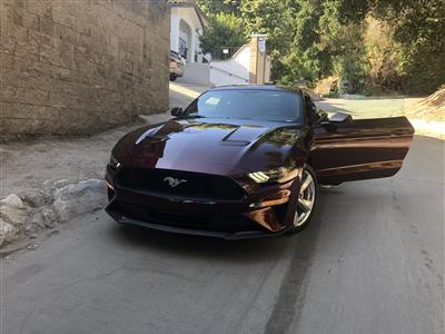 2018 Ford Mustang lease in Burbank,CA - Swapalease.com