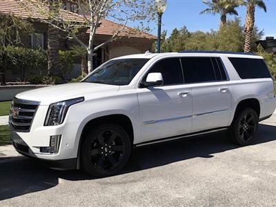 2016 Cadillac Escalade ESV lease in Henderson,NV - Swapalease.com
