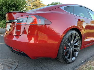 2018 Tesla Model S lease in SAN JOSE,CA - Swapalease.com